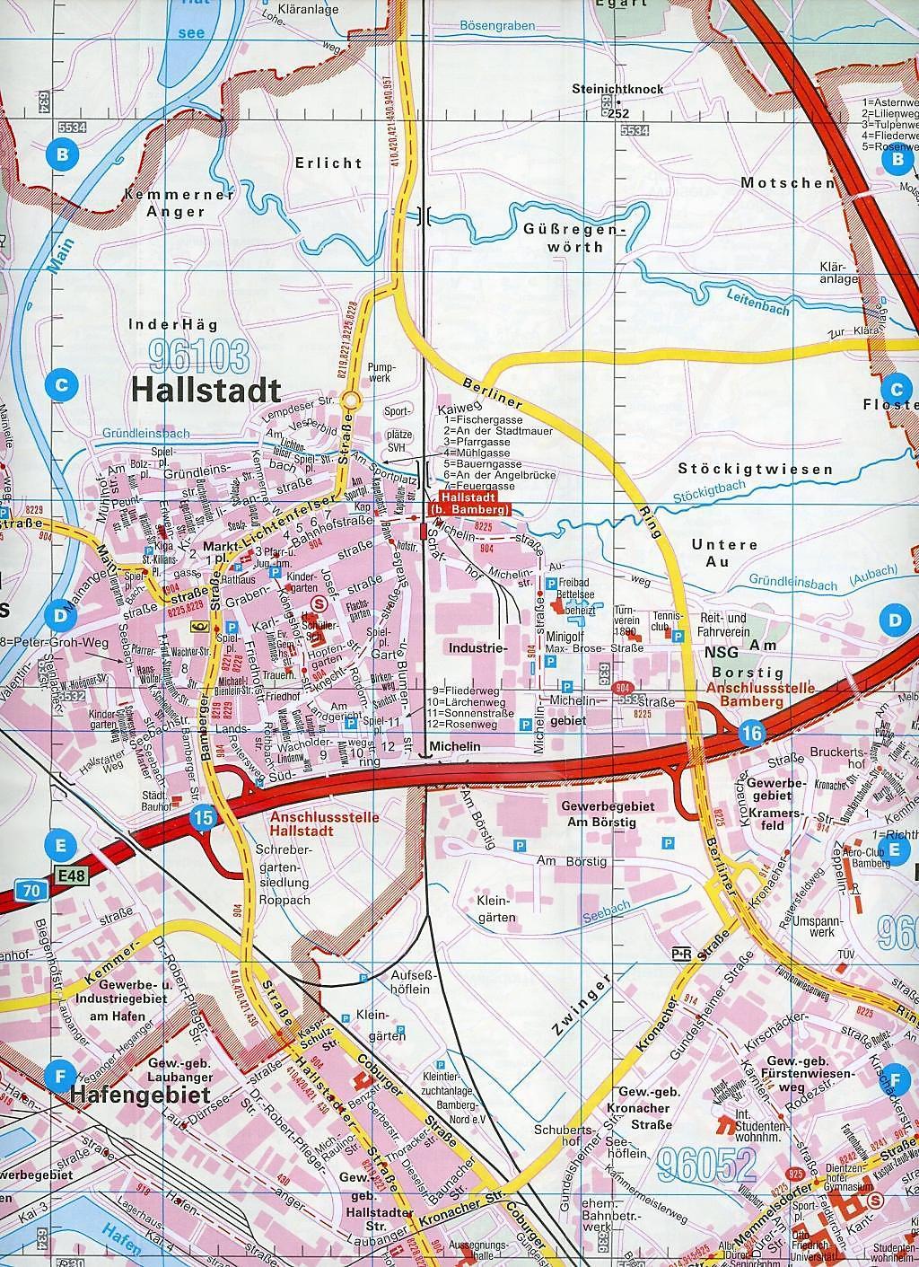 Karte Bamberg Landkarte.Falk Plan Bamberg Buch Jetzt Bei Weltbild De Online Bestellen