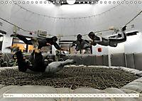 Fallschirmjäger 2019. Impressionen von Mensch und Material (Wandkalender 2019 DIN A4 quer) - Produktdetailbild 4