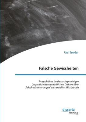 Falsche Gewissheiten - Ursi Trexler pdf epub