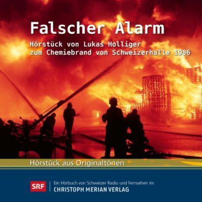 Falscher Alarm, Lukas Holliger