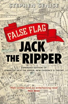 False Flag Jack the Ripper, Stephen Senise
