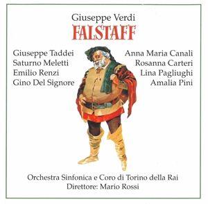 Falstaff, Taddei, Meletti, Canali, Rossi
