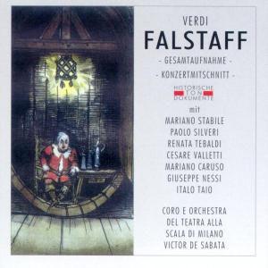 Falstaff, Coro E Orch.Del Teatra Alla Sc
