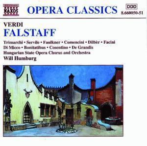 Falstaff, Humburg, Ungarisches Staatsorchester