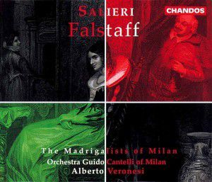 Falstaff, Veronesi, Madrigalists O.milan