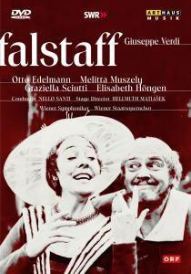 Falstaff 1963 (Dt.Gesungen), Santi, Edelmann, Muszely, Wsy