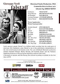Falstaff 1963 (Dt.Gesungen) - Produktdetailbild 1