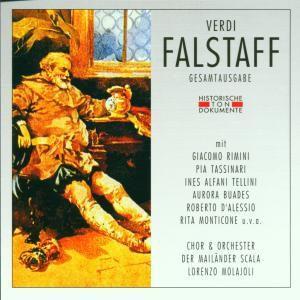 Falstaff (Ga), Coro E Orchestra Del Teatro Alla Scala Di Milano