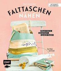 Falttaschen nähen - Frau Fadenschein |