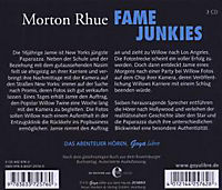 Fame Junkies , 3 Audio-CDs - Produktdetailbild 1