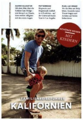 Familien-Reiseführer Kalifornien - Claudia Luersen pdf epub
