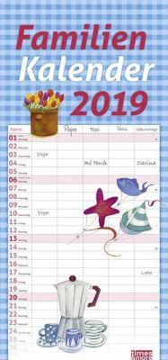 Familienkalender 2019, Maren Schaffner