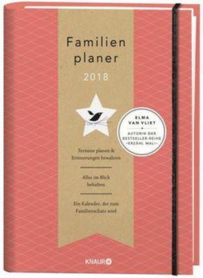 Familienplaner 2018, Elma van Vliet