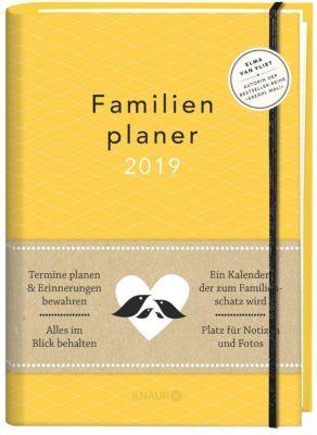 Familienplaner 2019, Elma van Vliet