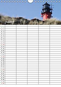 Familienplaner - Sylt (Wandkalender 2019 DIN A4 hoch) - Produktdetailbild 6