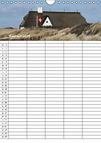 Familienplaner - Sylt (Wandkalender 2019 DIN A4 hoch) - Produktdetailbild 2