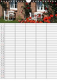 Familienplaner - Sylt (Wandkalender 2019 DIN A4 hoch) - Produktdetailbild 5