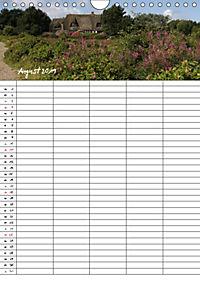 Familienplaner - Sylt (Wandkalender 2019 DIN A4 hoch) - Produktdetailbild 8