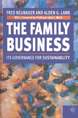 Family Business, Fred Neubauer, Alden G. Lank