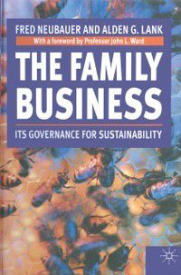 Family Business, Fred Neubauer, Alden G. Lank