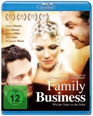 Family Business - Wie der Vater, so der Sohn, Sienna Miller, Billy Zane, Jack Huston, Danny Huston