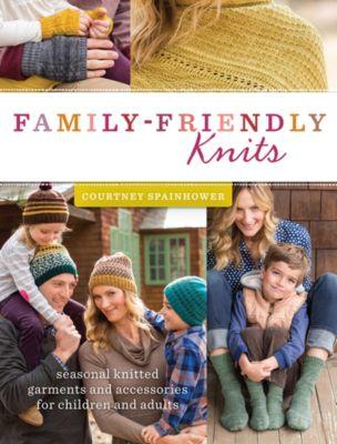 Family-Friendly Knits, Courtney Spainhower