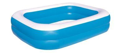 Family Pool blau 200x150x51cm