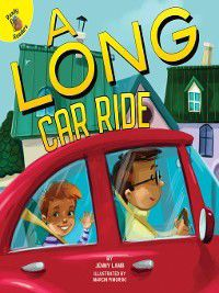 Family Time: A Long Car Journey, Jenny Lamb