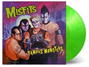Famous Monsters (Ltd Transparent Grün/Gelbes Vinyl, Misfits