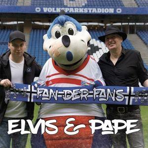 Fan Der Fans (Digipak), Elvis & Pape