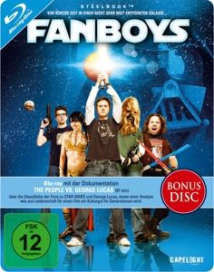 Fanboys  (Blu-Ray) (Limited St, Kyle Newman