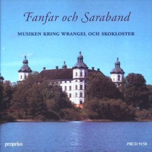 Fanfar Och Saraband, Diverse Interpreten