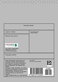 Fang das Leckerli (Tischkalender 2019 DIN A5 hoch) - Produktdetailbild 13