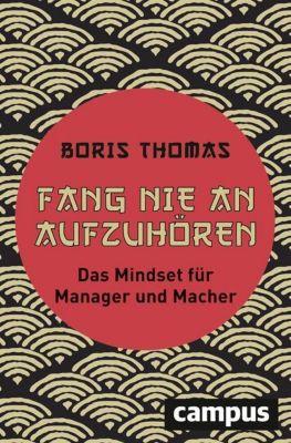 Fang nie an aufzuhören - Boris Thomas  