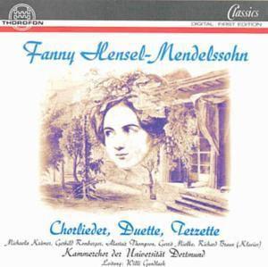 Fanny Hensel: Chorlieder, Willi Gundlach