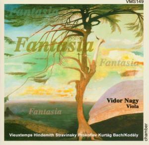 Fantasia, Vidor Nagy