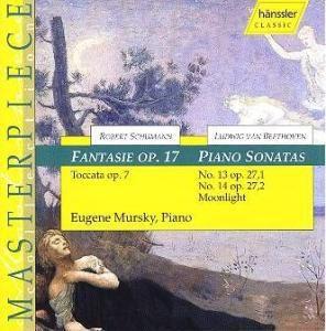 Fantasie Op.17/Klaviersonaten, Eugene Mursky