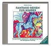 Fantasie-Reisen für Kinder, 1 Audio-CD, Marita Hennig