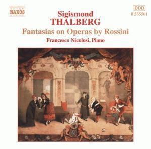 Fantasien Über Rossini-Opern, Francesco Nicolosi