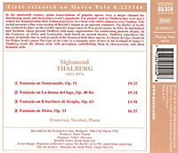 Fantasien Über Rossini-Opern - Produktdetailbild 1