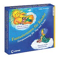 Fantasiereisen für Kinder, 2 CDs im Schuber - Produktdetailbild 1