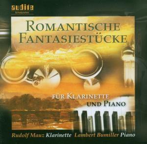 Fantasiestücke Für Klarinette Und Klavier, Rudolf Mauz, Lambert Bumiller