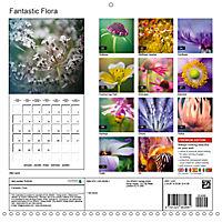 Fantastic Flora (Wall Calendar 2019 300 × 300 mm Square) - Produktdetailbild 13