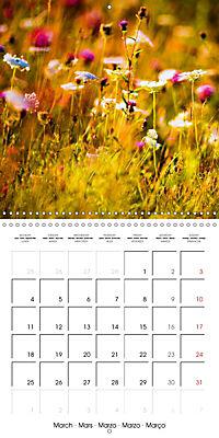 Fantastic Flora (Wall Calendar 2019 300 × 300 mm Square) - Produktdetailbild 3