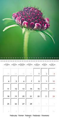 Fantastic Flora (Wall Calendar 2019 300 × 300 mm Square) - Produktdetailbild 2
