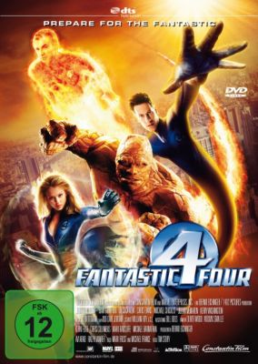 Fantastic Four, Diverse Interpreten