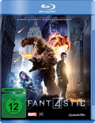 Fantastic Four, Simon Kinberg, Jack Kirby, Stan Lee, Jeremy Slater, Josh Trank