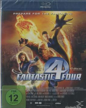 Fantastic Four, Diverse Interpreten