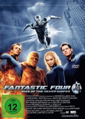 Fantastic Four 2 - Rise of the Silver Surfer, Diverse Interpreten