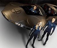 Fantastic Four 2 - Rise of the Silver Surfer - Produktdetailbild 7